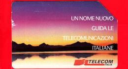 ITALIA - Scheda Telefonica - Telecom - Usata - Alba Telecom Italia- C&C 2438 - Golden 390 - Pubbliche Speciali O Commemorative