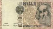 """Italie : 1000 Lire MILLE LIRE : 1982 - """"Marco Polo"""" - 1000 Lire"""