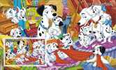 DISNEY  - 101 Dalmatians - THE MOVIE  Souvenir Sheet MNH Imperforated Cinderella - Disney