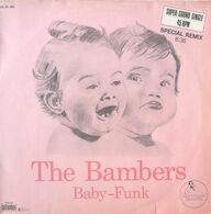 """The Bambers  """"  Baby-funk  """" - 45 T - Maxi-Single"""