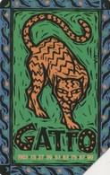 *ITALIA* -  Scheda Usata - Zodiaco