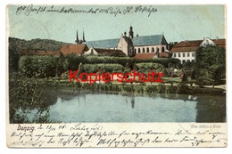 Danzig 1905, Oliva - Schloss Und Kirche - Danzig