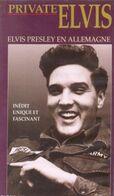 """V-H-S  Elvis Presley  """"  Private Elvis  """" - Concert Et Musique"""