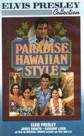 """V-H-S  Elvis Presley  """"  Paradise Hawailian Style  """" - Concert Et Musique"""