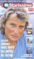 """V-H-S  Johnny Hallyday  """"  Starissime N°1  """" - Concert Et Musique"""