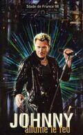 "V-H-S  Johnny Hallyday  ""  Allume Le Feu  "" - Concert Et Musique"