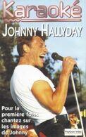 "V-H-S  Johnny Hallyday  ""  Karaoké  "" - Concert Et Musique"