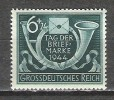 Allemagne - Empire - 1944 - Y&T 815 -  Michel 904 - Neuf * - Duitsland