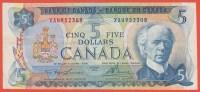 CANADA - 5 Dollars  De 1972  - Pick 87b - Canada