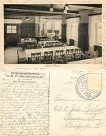 375463 95485 Warmensteinach, Hans Schemm-Haus, Tagesraum, Gebr. 03.06.1935 Erh. I-II - Unclassified