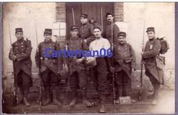 06 - Antibes - Carte Photo - Groupe De Soldats Du 111 E Régiment D'infanterie - Altri