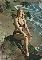AK Frau Sexy Badeschönheit Bikini Farbfoto1963 #0151 - Pin-Ups