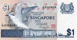 Singapore P 12 - 20 Dollars 1979 - UNC - Singapore