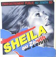 "Sheila  ""  Au Zénith 85  "" - Vinyl Records"