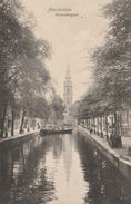 AMSTERDAM. - Goenburgwal. Weenenk & Snel, Den Haag. N° 10 4456 - Amsterdam
