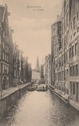 AMSTERDAM. - O. Z. Kolk. Weenenk & Snel, Den Haag N° 16 23329 - Amsterdam