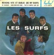 """Les Surfs  """"  Reviens Vite Et Oublie  """" - Vinyl Records"""
