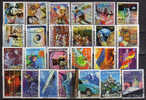 FRANCE. Collection Siecle Au Fil Du Timbre.  25 T-p Oblitérés Differents. Cote 14.00 € - Briefmarken