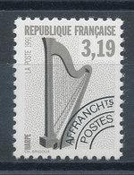 Préo N°220a** Harpe (Dentelé 12) - Préoblitérés