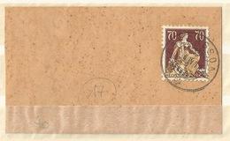 Paketadresse  PREGASSONA  (Kat.Nr. 114)     1911 - Svizzera