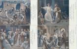 Histoire De L´Eglise. Lot De 16 Cartes - Ohne Zuordnung