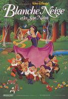 Carte Postale CP Neuve -  DISNEY - BLANCHE NEIGE & Les 7 Nains - Snowwhite Mint Postcard - Schneewittchen Postkarte - 01 - Disney