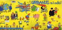 * 2LP *  URBANUS: IN 'T ECHT ! (Holland 1986 Ex!!!) - Humor, Cabaret