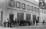 Hotel Des Postes, Départ Du Courrier - Chateau Thierry