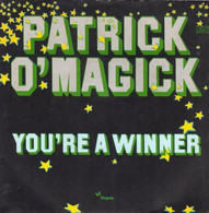 "Patrick O'Magick  ""  You're A Winner  "" - Vinyl Records"