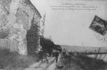 Maison Des Hautes Loges XIV Siècle Remarquable Dans Sa Construction Par Le Mélange De Pierre Et De Silex Taillé - Le Manoir