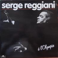 Serge Reggiani 33t. DLP *à L'Olympia* - Otros - Canción Francesa