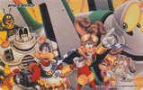 Télécarte Japon - BD Comics - SPACE WORLD  -  Lapin  Rabbit Japan Phonecard  - ATT 11 - BD