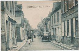 RUGLES  -  Rue De La Gare - France