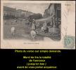 Cpa SUGNY, Porcs Rentrant Du Pâturage, Belle Animation, Dos Non Divisé, 1905 - Vresse-sur-Semois