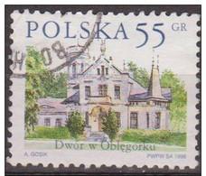 Polonia 1998 Scott 3385 Sello º Ciudades Polacas Oblegorku Polska Stamps Timbre Pologne Briefmarke Polen Francobolli - 1944-.... Republic