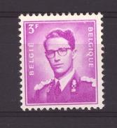 Belgique  -  1959  :  COB  1067  R 21  **   Papier Phosphorescent - Neufs