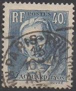 FRANCE   N° 295_ OBL  VOIR  SCAN - France