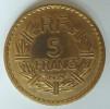 5 Francs 1939    Lavrillier - France