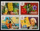 Aitutaki Scott #279a MNH Block Of 4 Commonwealth Day 1983 - Aitutaki