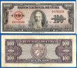 Cuba 100 Pesos 1950 Aguilera Caraibe Caribe Kuba Pesos Paypal Skrill OK! - Cuba