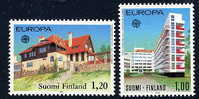 FINLAND 1978 Europa Set  MNH / **.  Michel 825-26 - Finland
