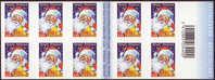 Belgique COB 3467 à 3467c (Carnet B58) ** (MNH) - Booklets 1953-....