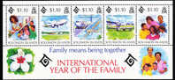 Solomon Islands Scott #778f MNH Souvenir Sheet International Year Of The Family - Salomon (Iles 1978-...)