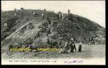 CPA  FRANCE 35 SAINT MALO  Escalier Du Grand Bey , 1919  --ac005 - Saint Malo