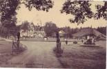 """BRASSCHAET = Château """"Het Kruishof""""  (Nels) 1921 (1 Pli En Bas à Gauche) - Brasschaat"""