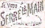 BRASSCHAET-POLYGONE = Je Vous Serre La Main De B....  (1907) - Brasschaat