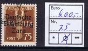 ZARA - 1943-DEUTSCHE BESETZUNG Michel Nr 25 Used