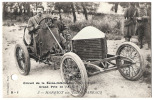 Course Automobile Circuit De La Seine Inférieure Grand Prix De L´A.C.F - Hanriot Sur Voiture Darracq  1907 - Sport Automobile