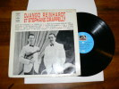 DJANGO REINHARDT ET STEPHANE GRAPELLY      EDIT EMI - Jazz