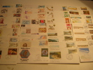 Collection De 132 Enveloppes 1er Jour